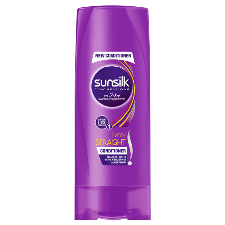 Sunsilk Lively Straight Conditioner 70ml