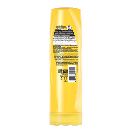 Sunsilk Soft and Smooth Conditioner 320ml back of pack image