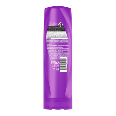 Perapi Perfect Straight Sunsilk 320ml imej di belakang pek