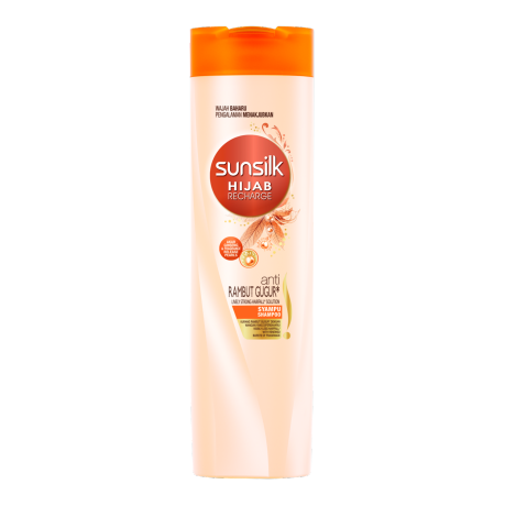 Sunsilk Hijab Recharge Anti Rambut Gugur Shampoo 320ml front of pack image