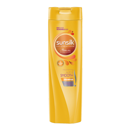 Sunsilk Soft & Smooth Shampoo 200ml front of pack image