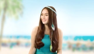 Sunsilk strong and long hair