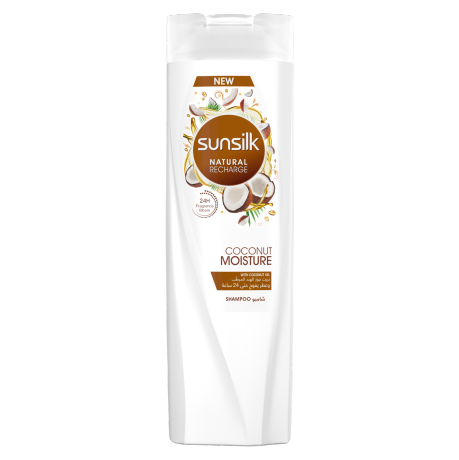 Coconut Moisture Shampoo 400ml front of pack image