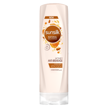 PNG - Sunsilk Conditioner Honey Anti-breakage 350ml