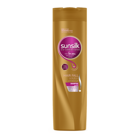 Hair Fall Solution Shampoo 400ml front of pack image