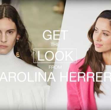 Get The Look #7 - Carolina Herrera with ambassador Jasmin Howell