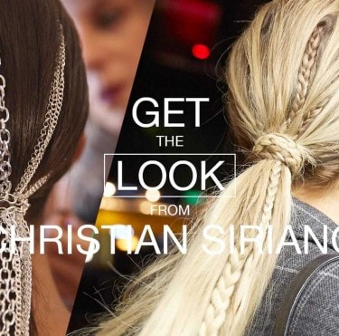 Get The Look #4 – Christian Siriano with ambassador Elle Ferguson