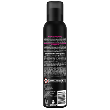 PNG - Tresemme Extra Finish Mousse