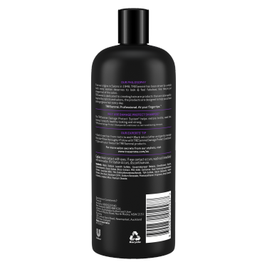 PNG - TRESemmé SHAMPOO DAMAGE PROTECT 900 ML