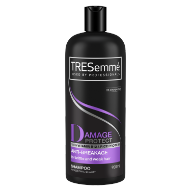 A 900ml bottle of Damage Protect Shampoo