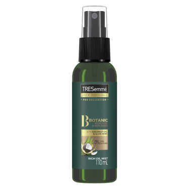 TRESemmé Moisture & Replenish Botanic Oil Mist 110ml Front of pack image