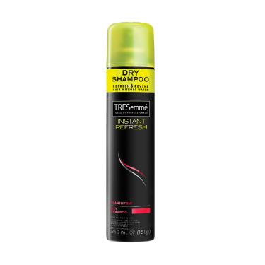 TRESemmé Instant Refresh Translucent Dry Shampoo 250ml Front of pack image