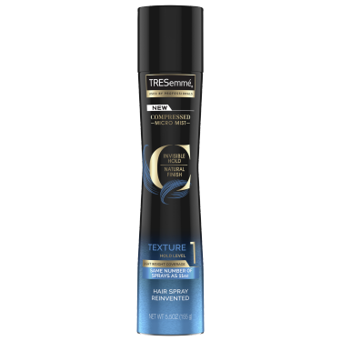 A 5.5 oz can of Compressed Micro Mist Level 1 Hair Spray